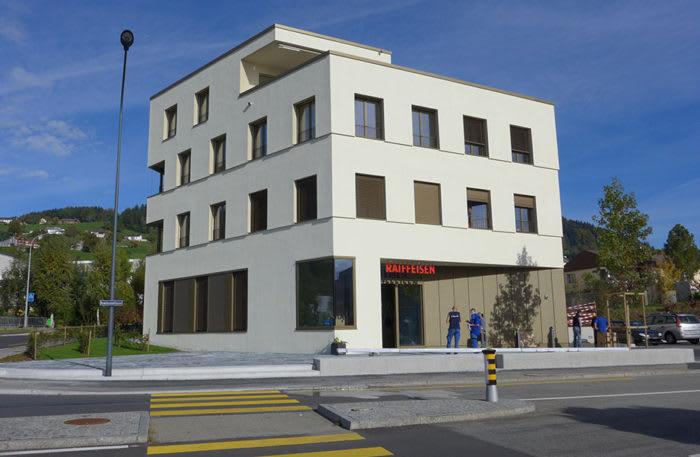 Raiffeisenbank Abtwil-St.Josefen
