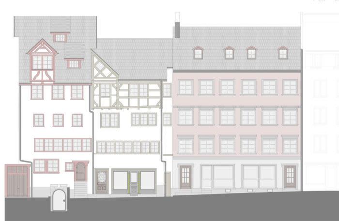 Fassadensanierung Gallsstrasse