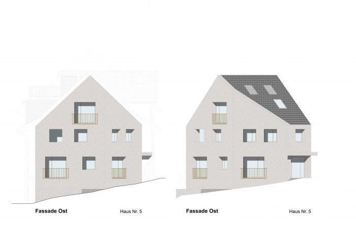 Umbau / Anbau Mehrfamilienhaus, Thalwil