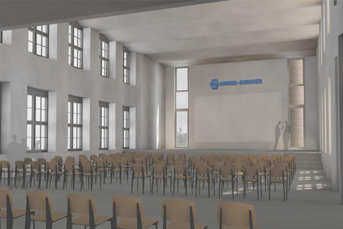 Wettbewerb Auditorium