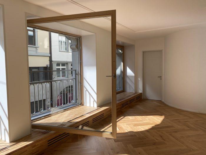 Umbau MFH Multergasse St.Gallen