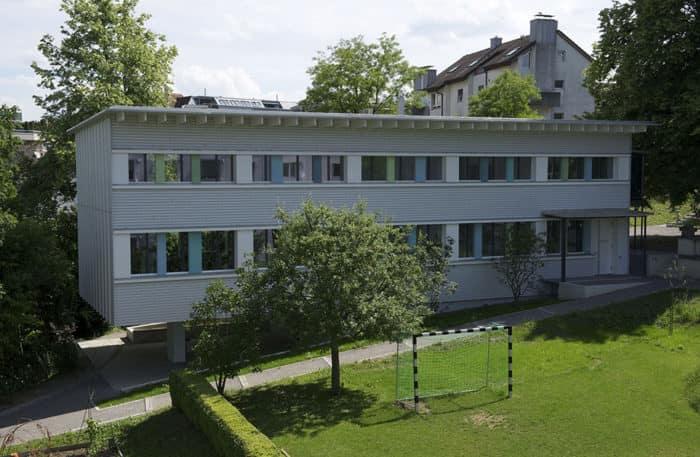 Schul- und Therapieräume Gruppenschule