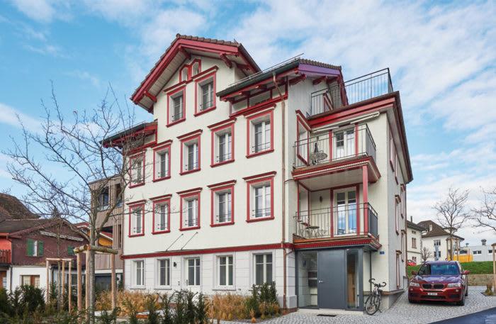 Umbau Wohnhaus B