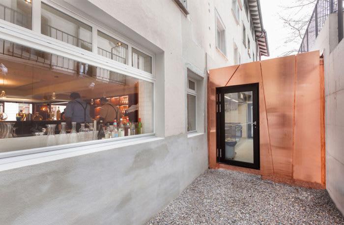 Umbau Restaurant Facincani