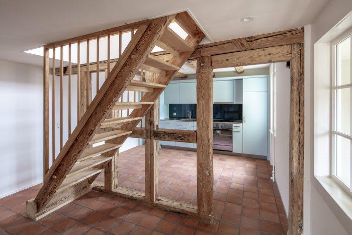 Umbau Zweifamilienhaus Thalwil