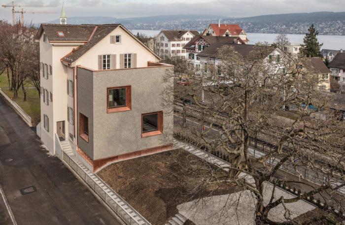 Umbau Weingartenstrasse