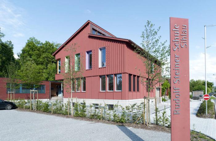 Erweiterungsbau Rudolf Steiner Schule