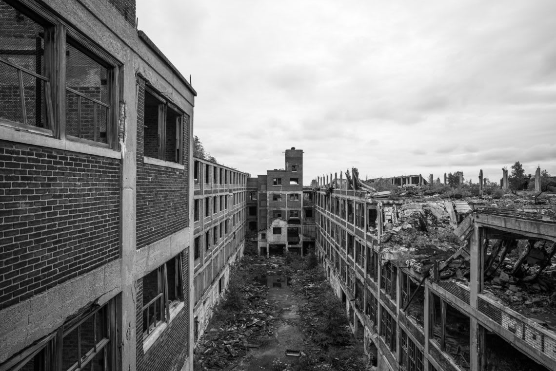Detroit: «Motor City»