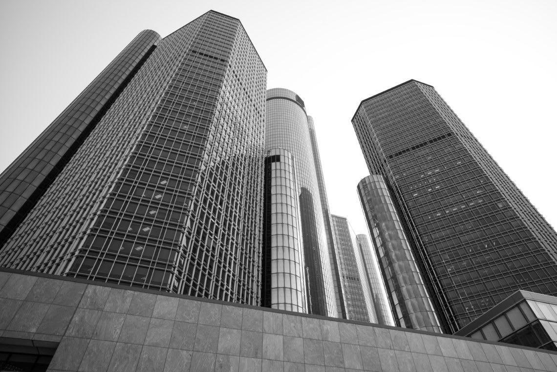 Detroit: «Alt und Neu nebeneinander»