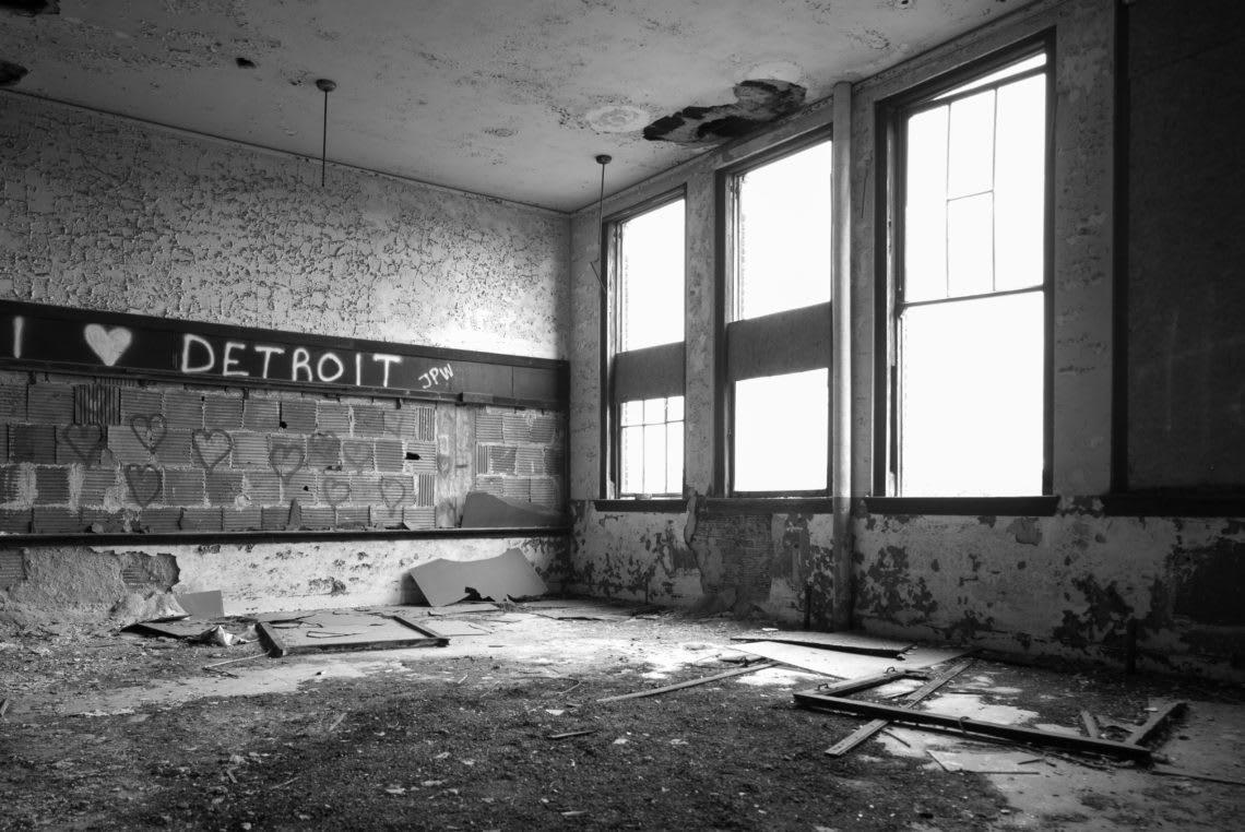 Detroit: Kirche und Schule