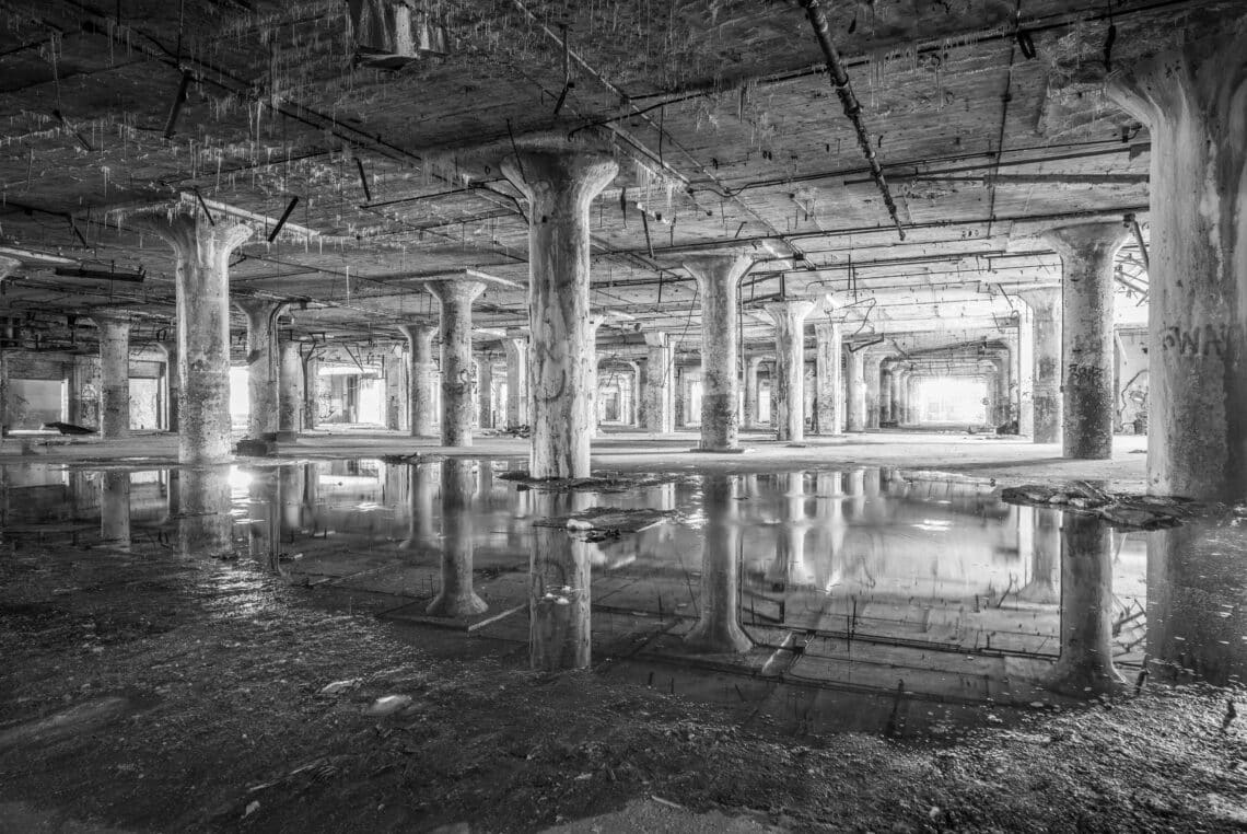 Detroit: Lost Places