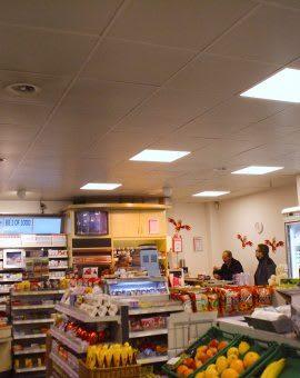 LED Shopbeleuchtung