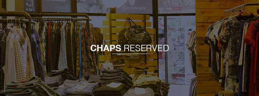 CHAPS RESERVED