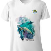 Cartman.Ayya's Faru Kandu Design Run T-Shirt