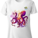 Cartman.Ayya's Octpous Design Run T-Shirt