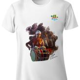 Cartman.ayya's Dhanberu Design Run T-Shirt