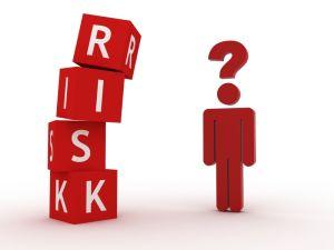 Risk miscalculation