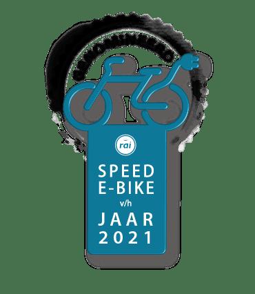 Speed E-bike van het jaar 2021