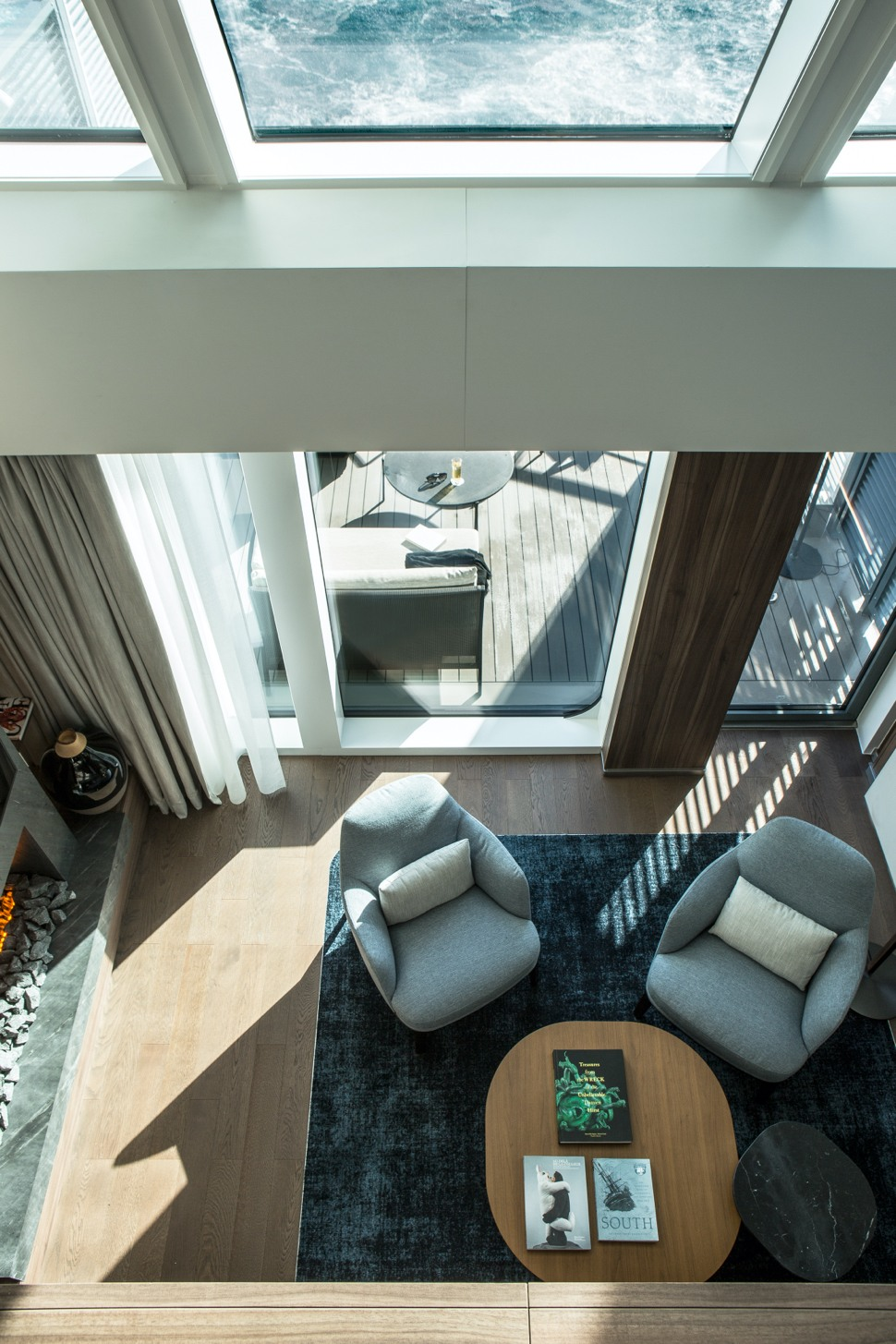 The Duplex suites