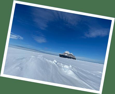 Sea trials on the ice