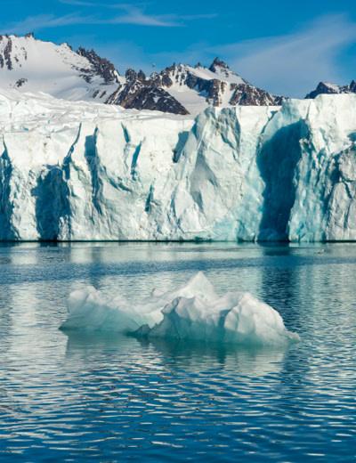 North East Land, Svalbard
