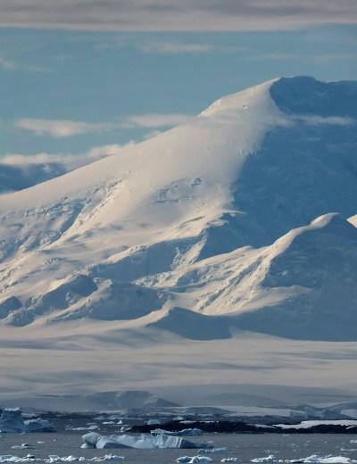 The Ross Ice Shelf