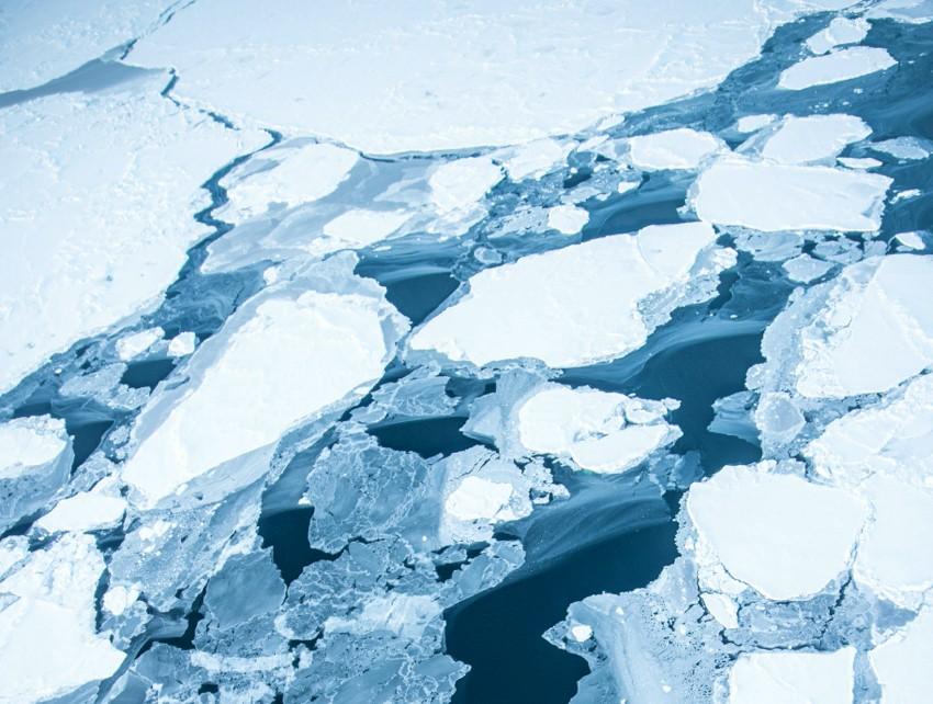 Understanding Sea Ice formation …
