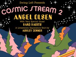 Angel Olsen + Hand Habits (livestream)