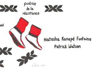 Natasha Kanapé Fontaine et Patrick Watson