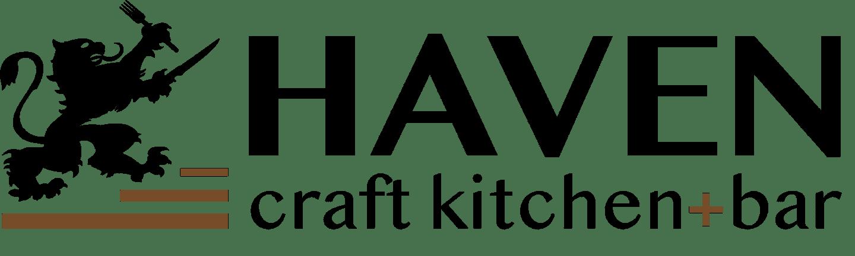 Haven craft kitchen and bar logo