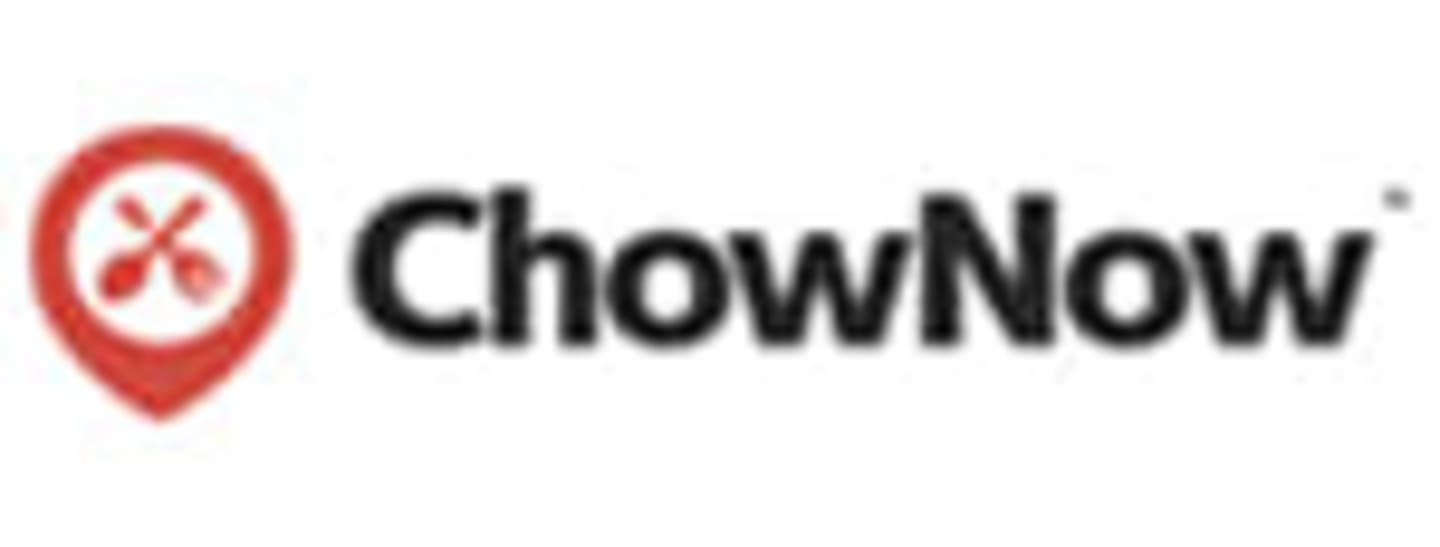 chow now order button