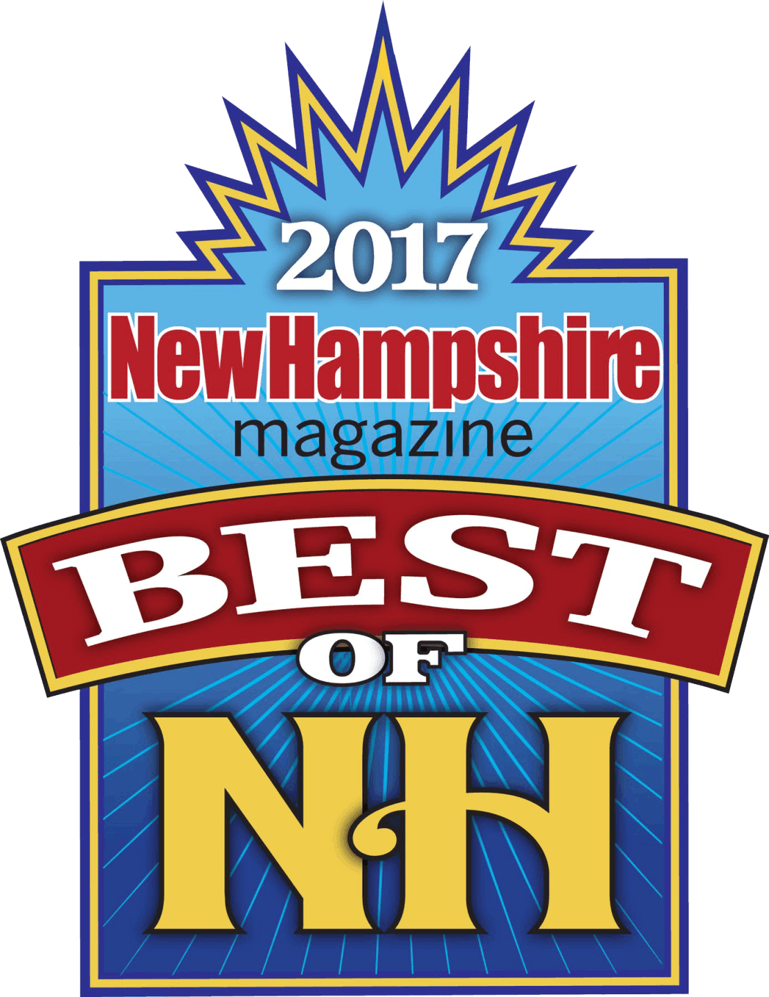 best of nh 2017