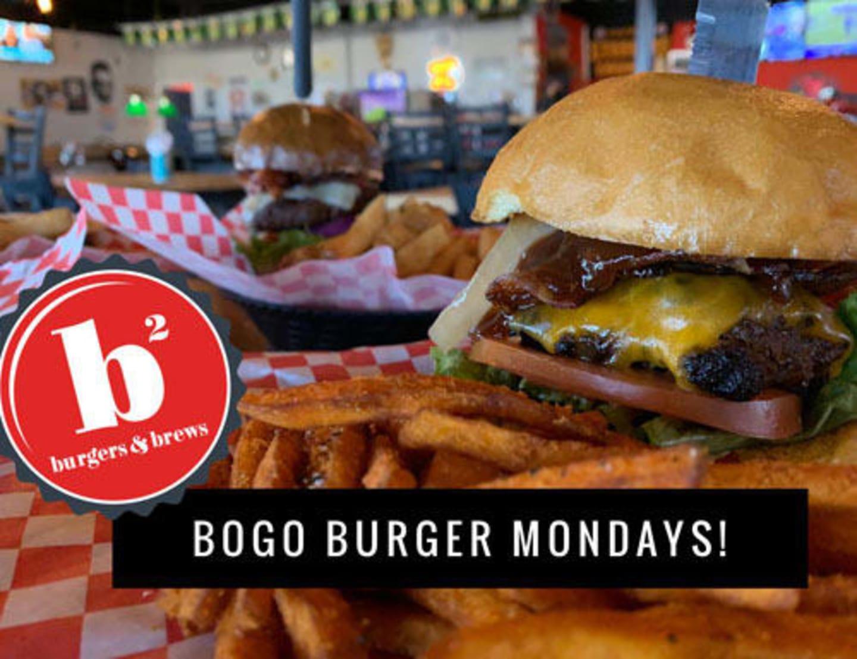 bogo burger mondays