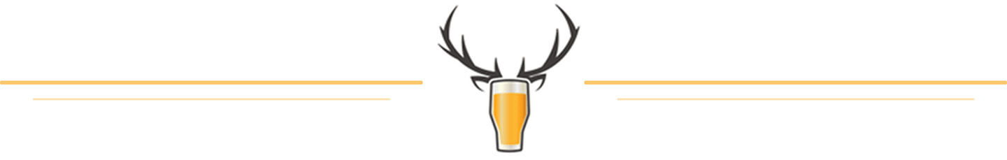 antlers with border