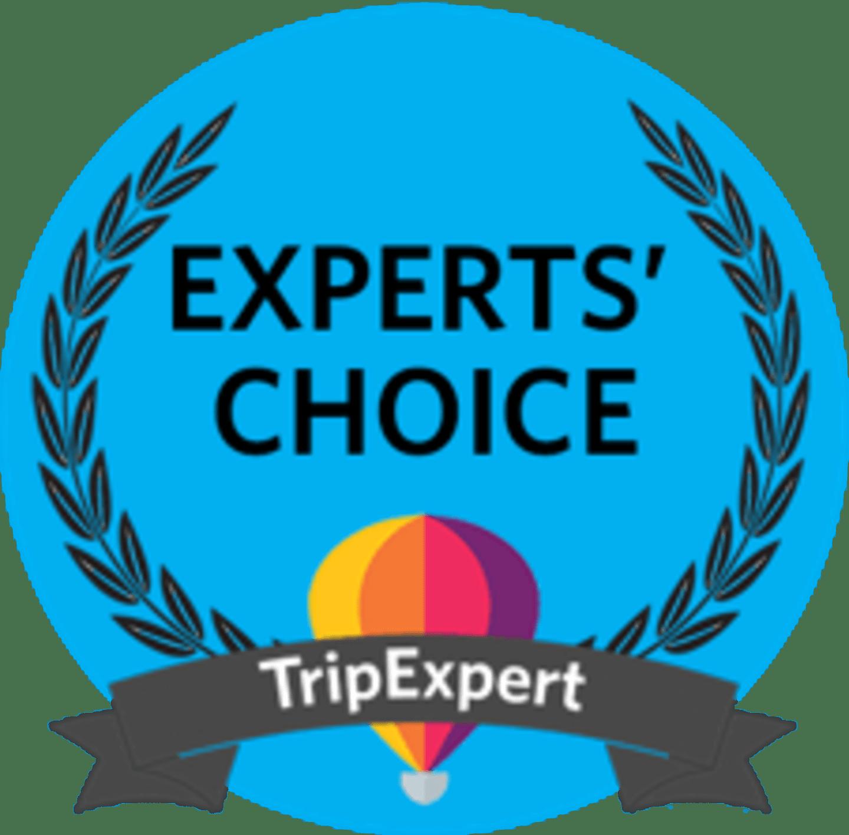 Experts' Choice badge