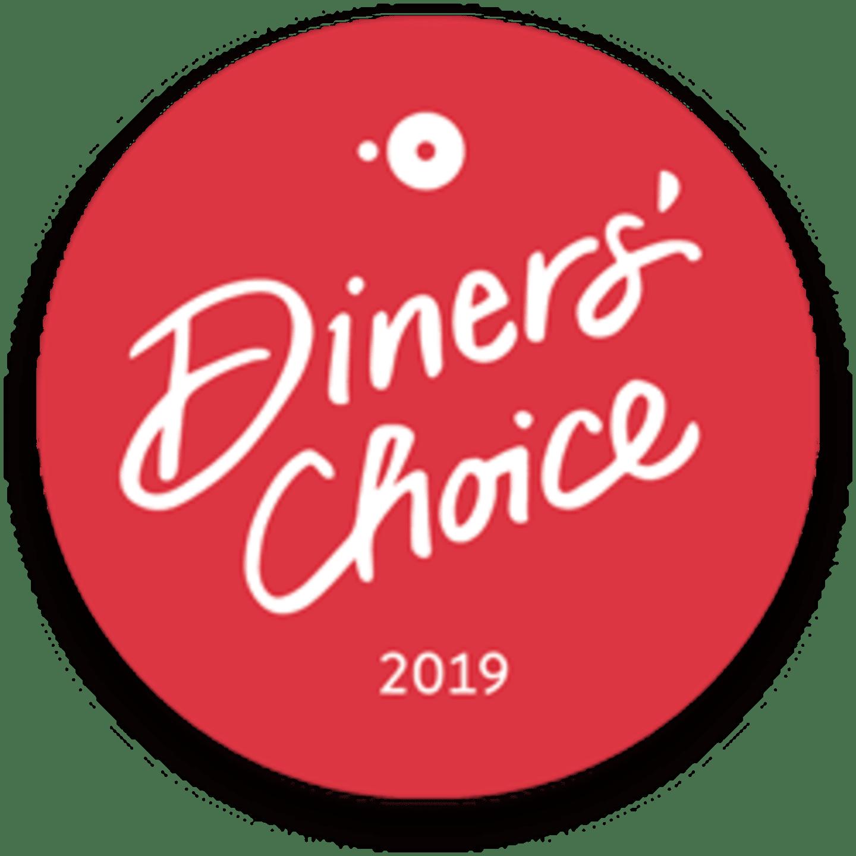 diner's choice logo