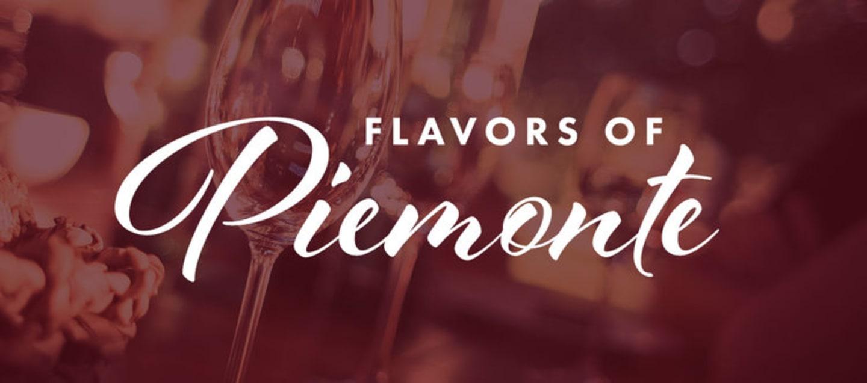 Flavors of Piemonte