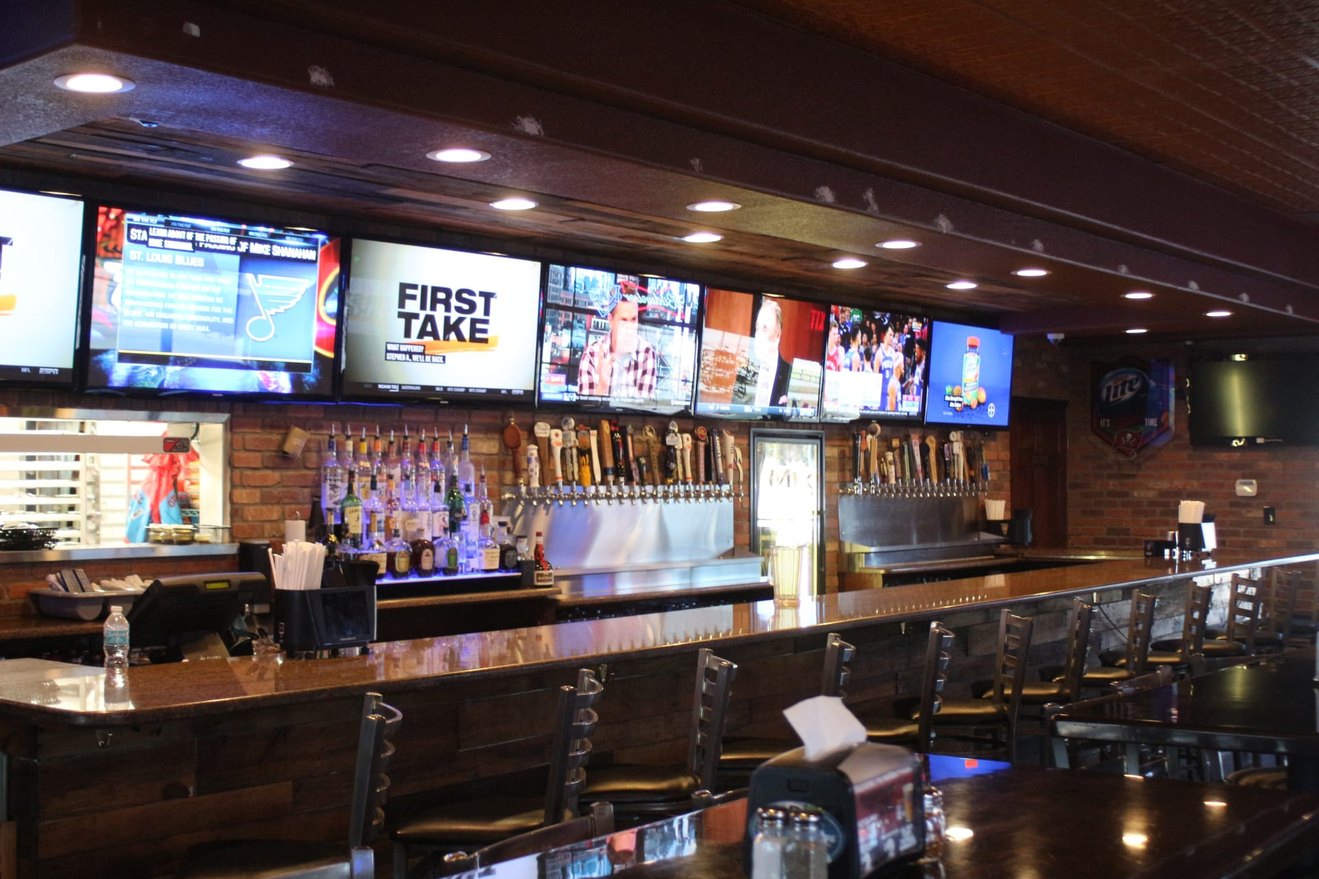 Visit our Tap House