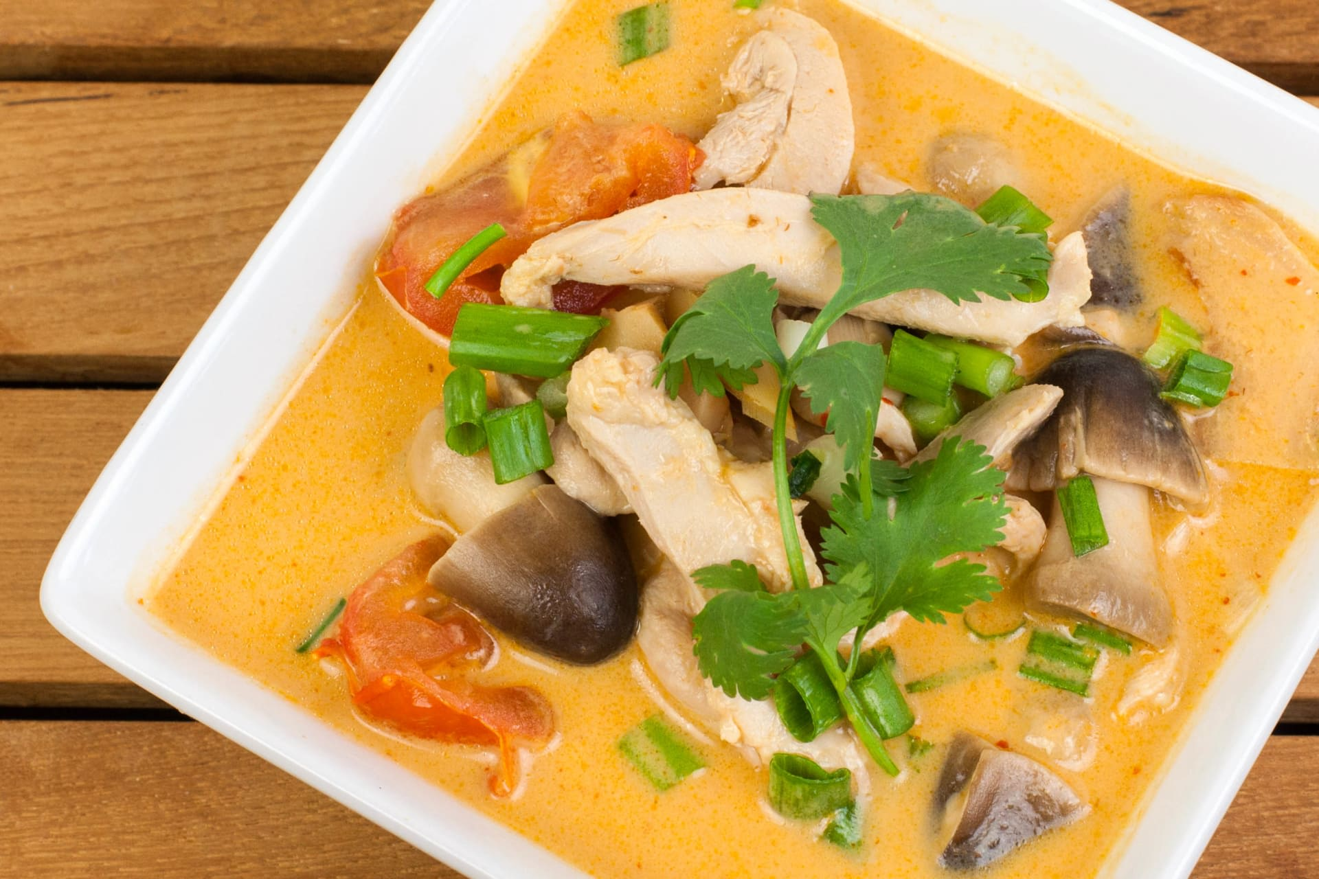 thai curry dish