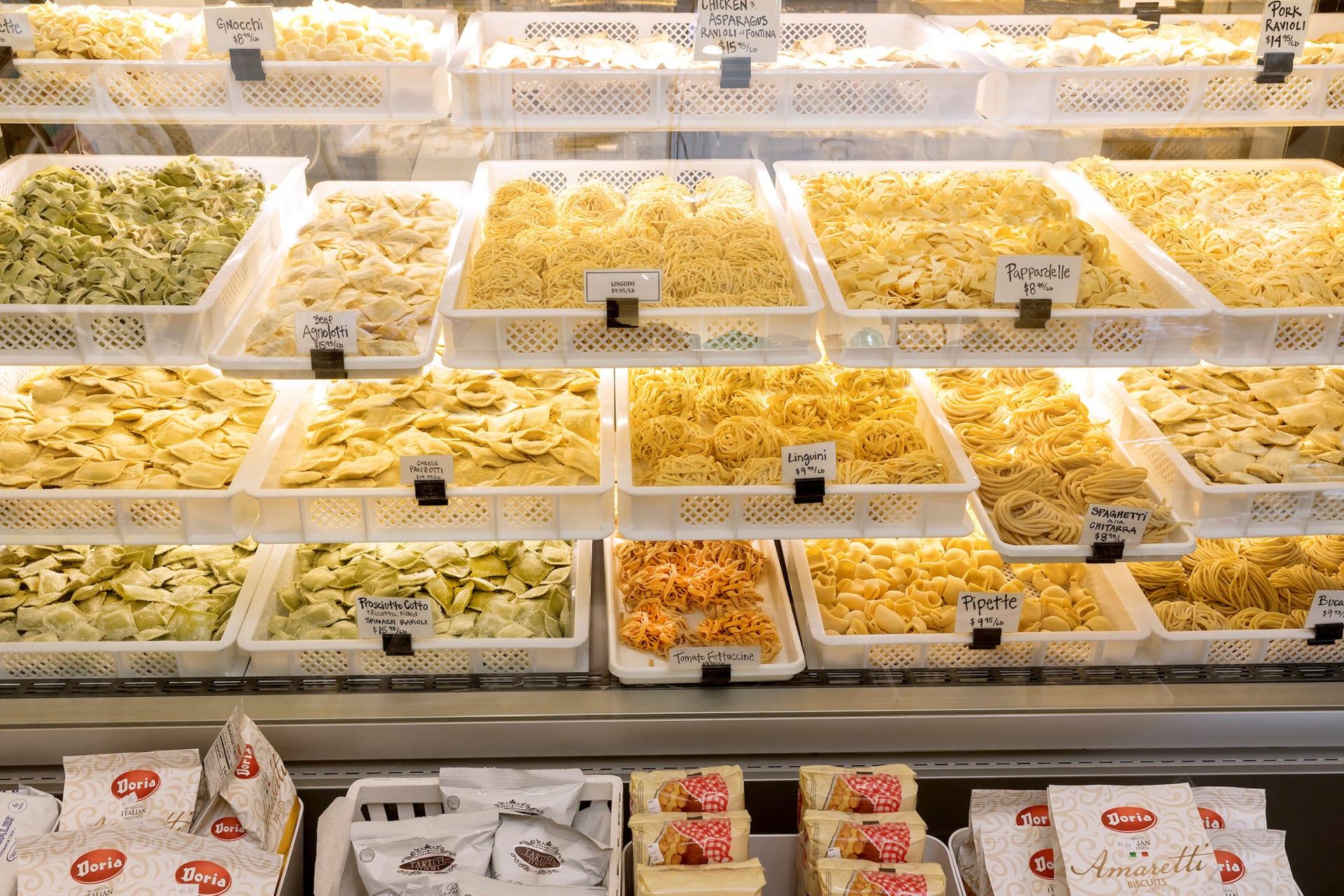 Monica's Pasta Shop