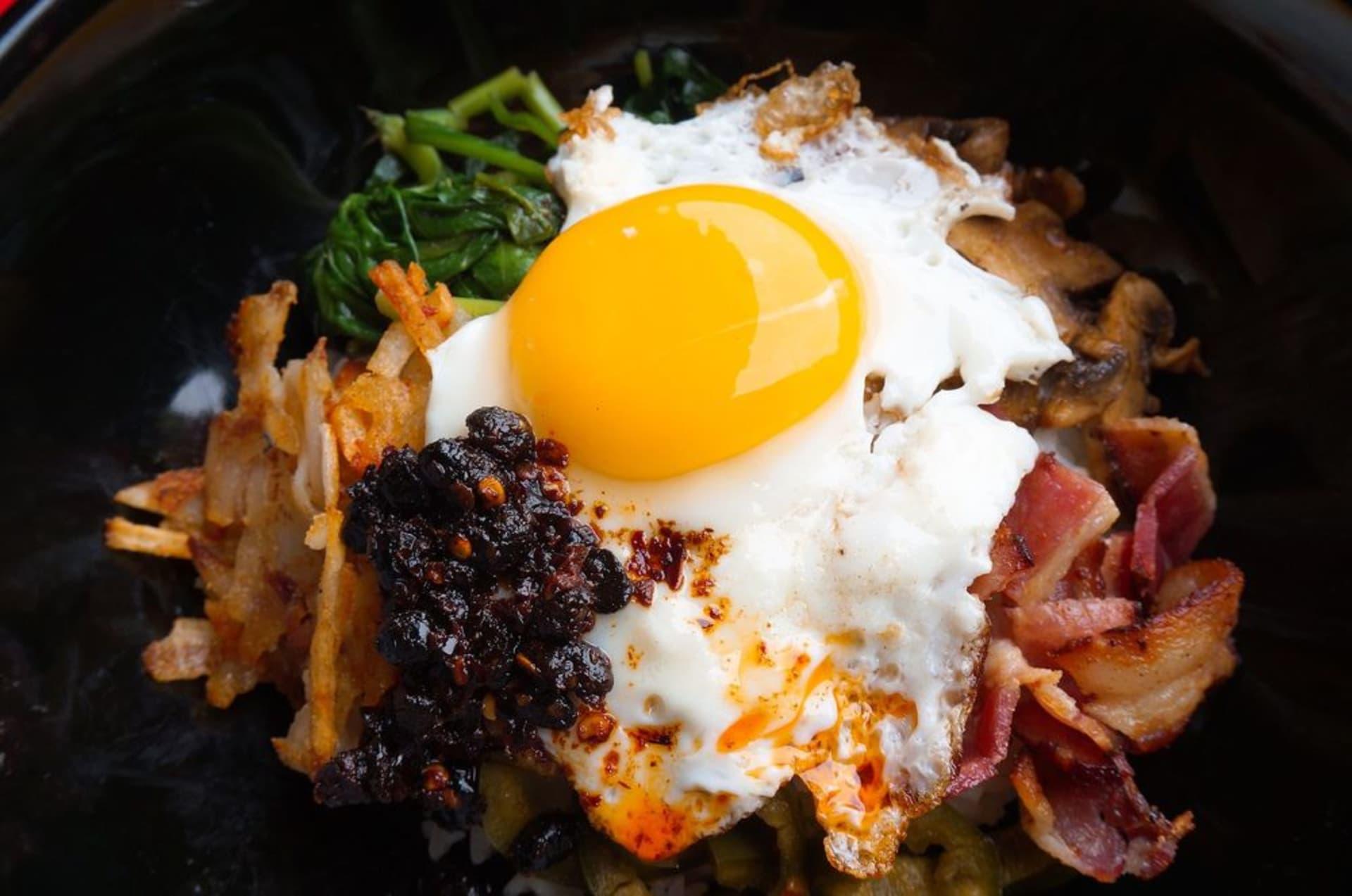 Honest Breakfast Food in the Heart of Koreatown