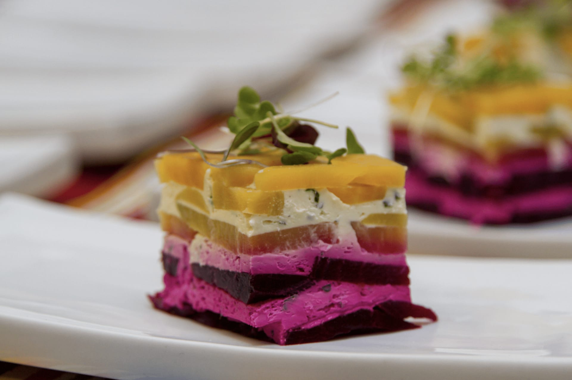 PS Underground beet tartine