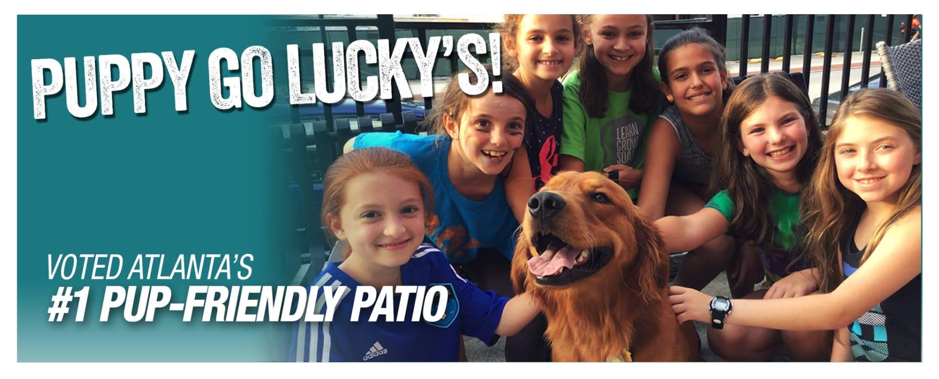 Puppy Go Lucky