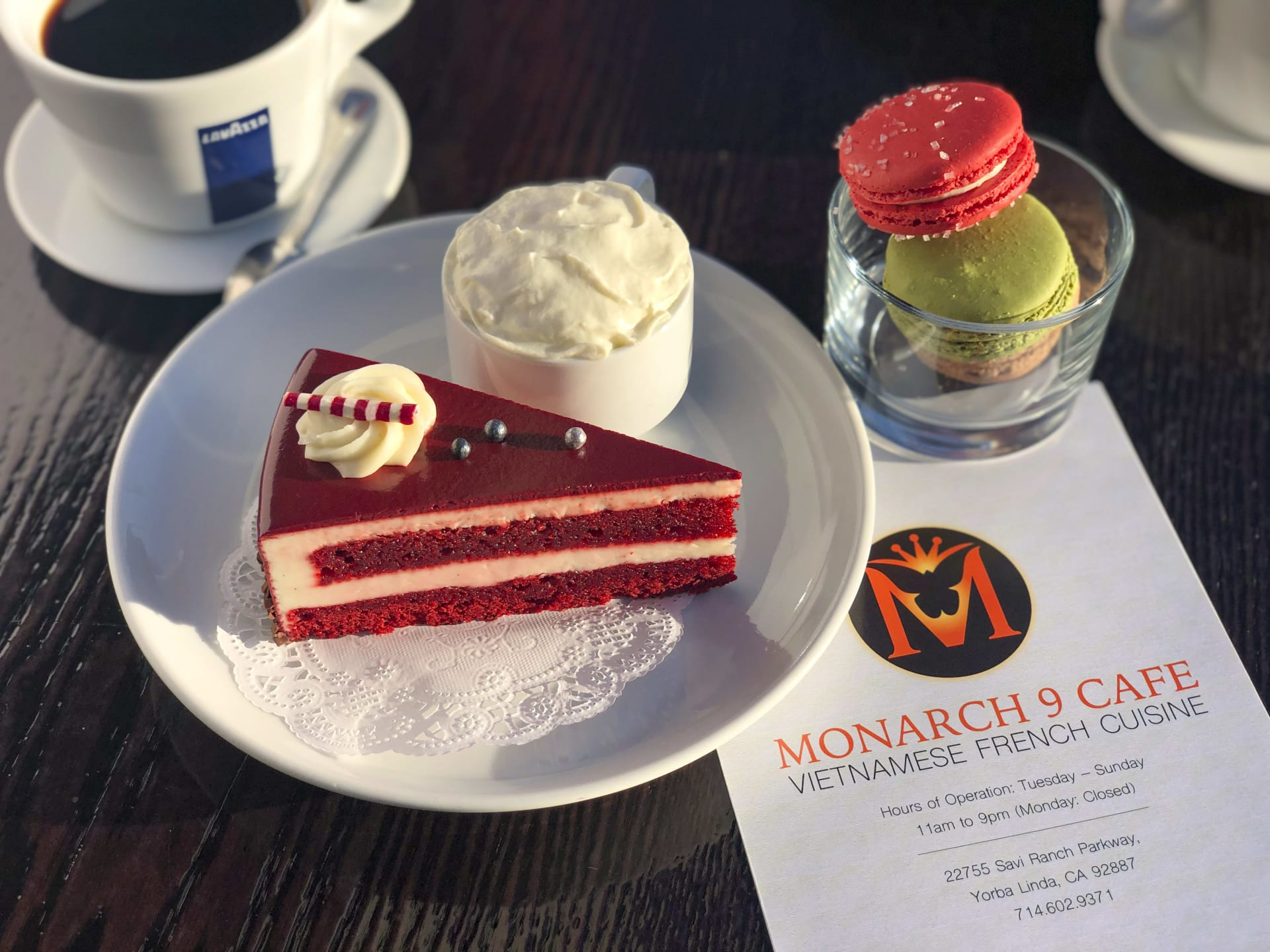 monarch 9 cafe