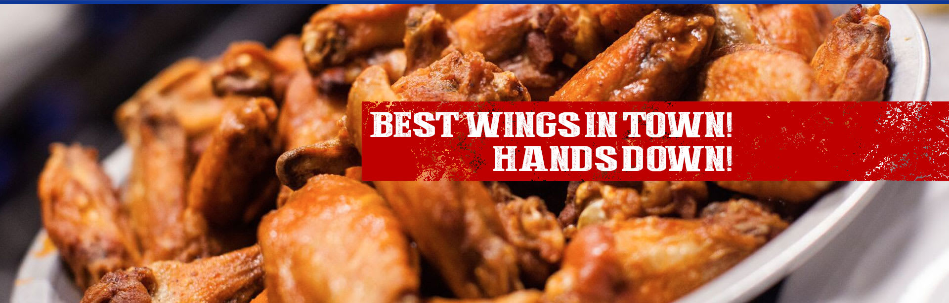 best wings in town hands down