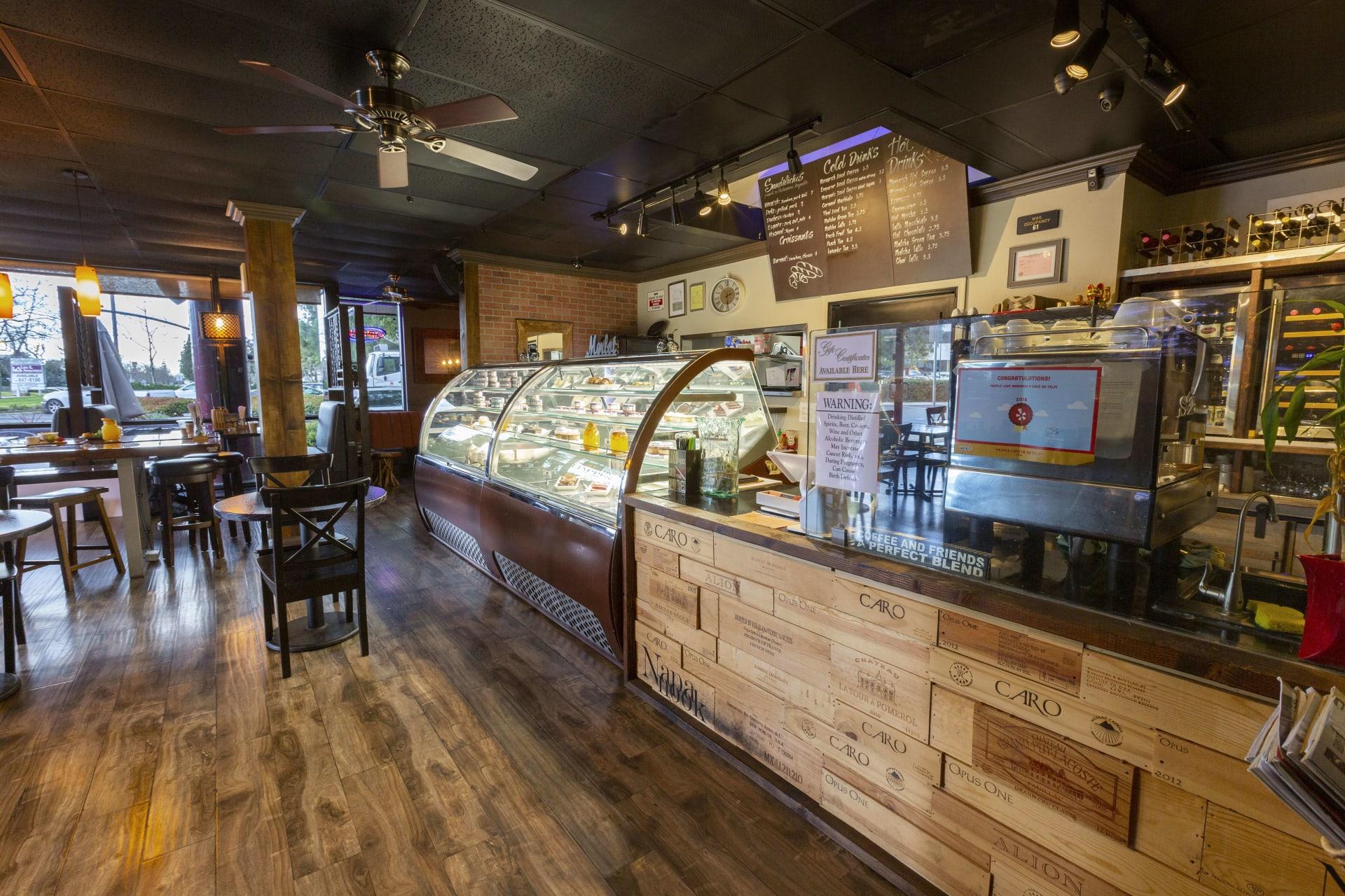 Monarch 9 Cafe Gallery