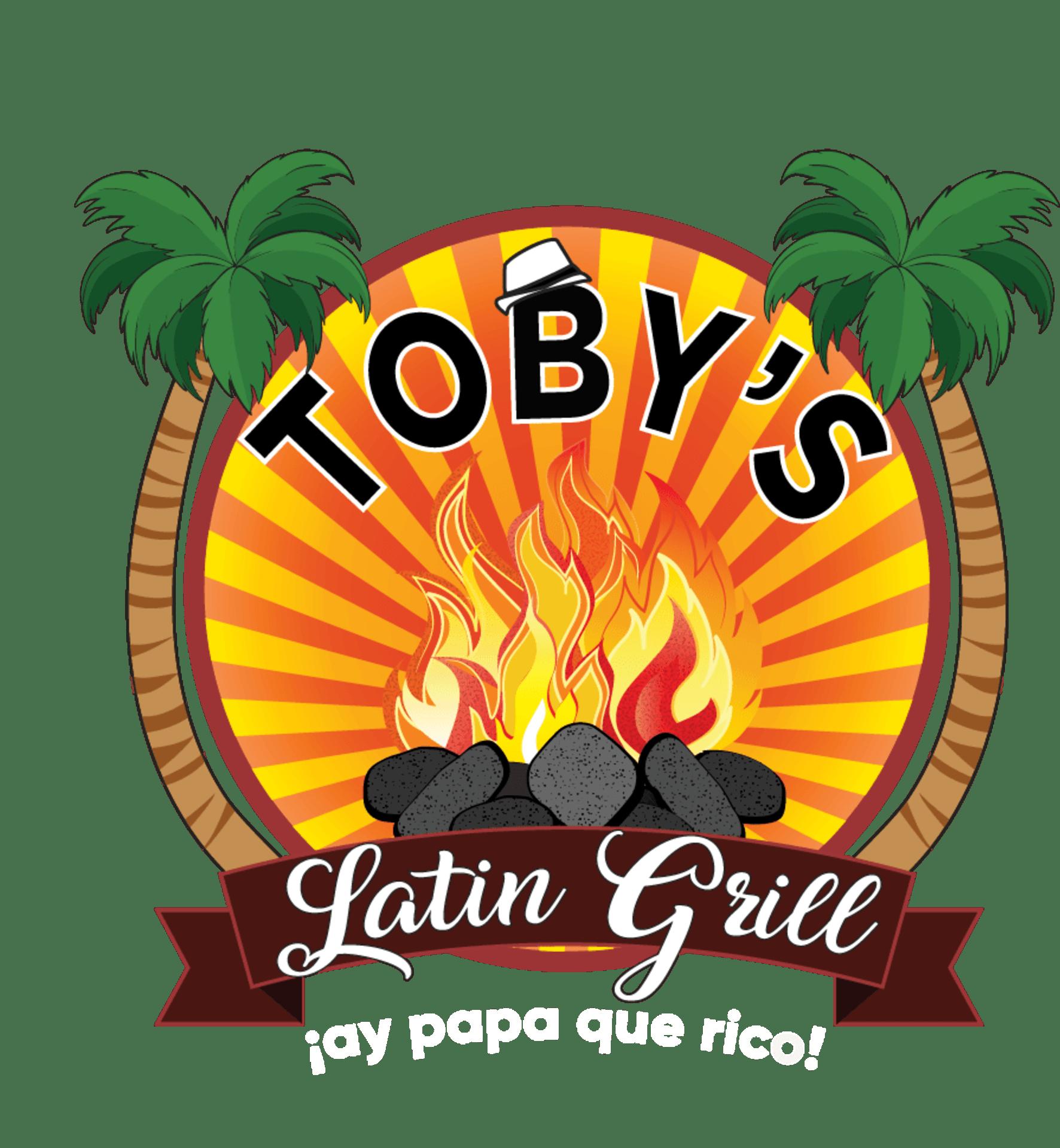 Toby's Latin Grill: Ay papa que rico!