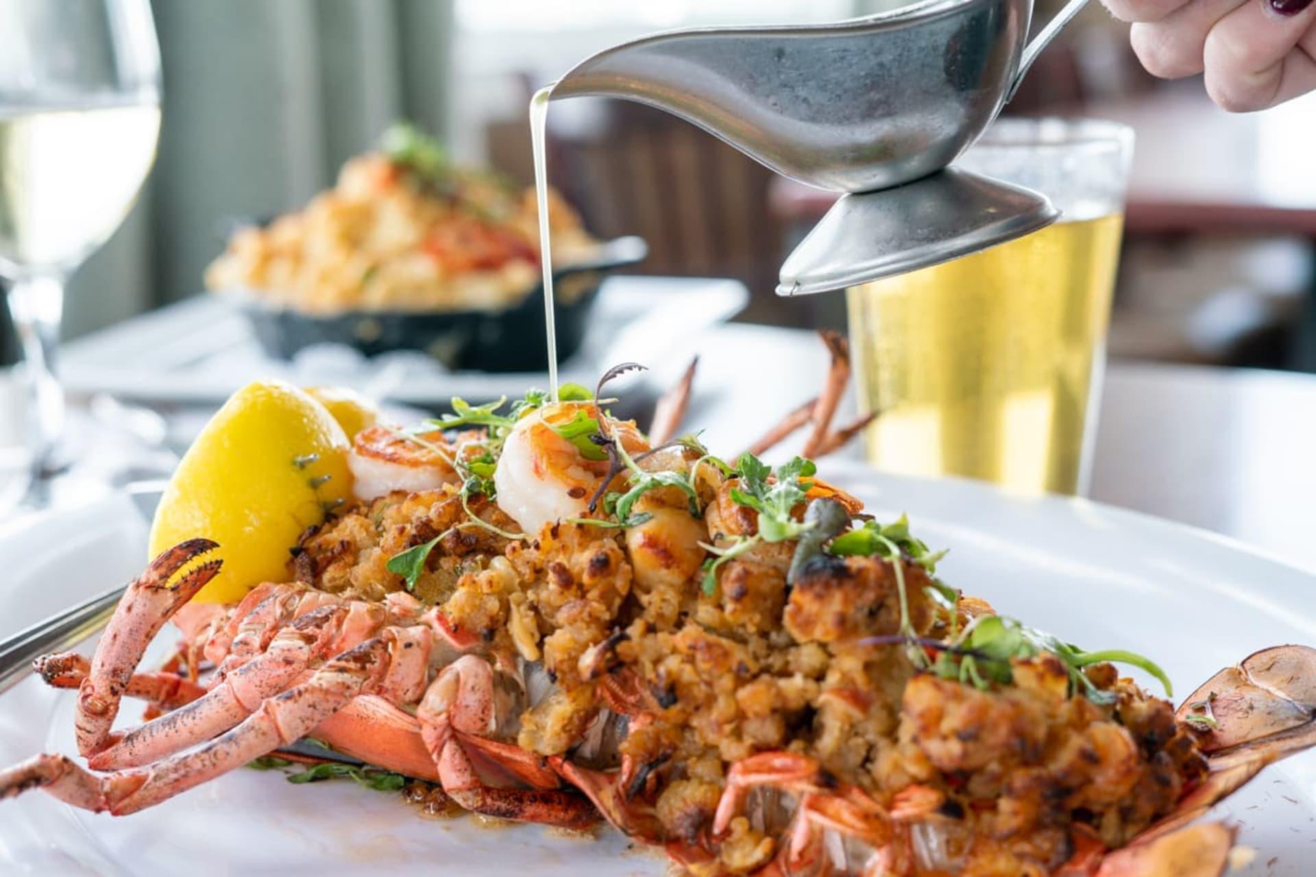 Bay Pointe Waterfront Restaurant - Bay Point Waterfront Restaurant