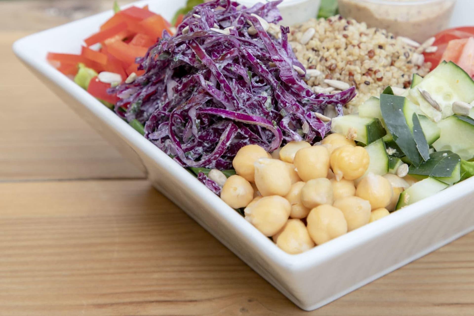 the love bite salad