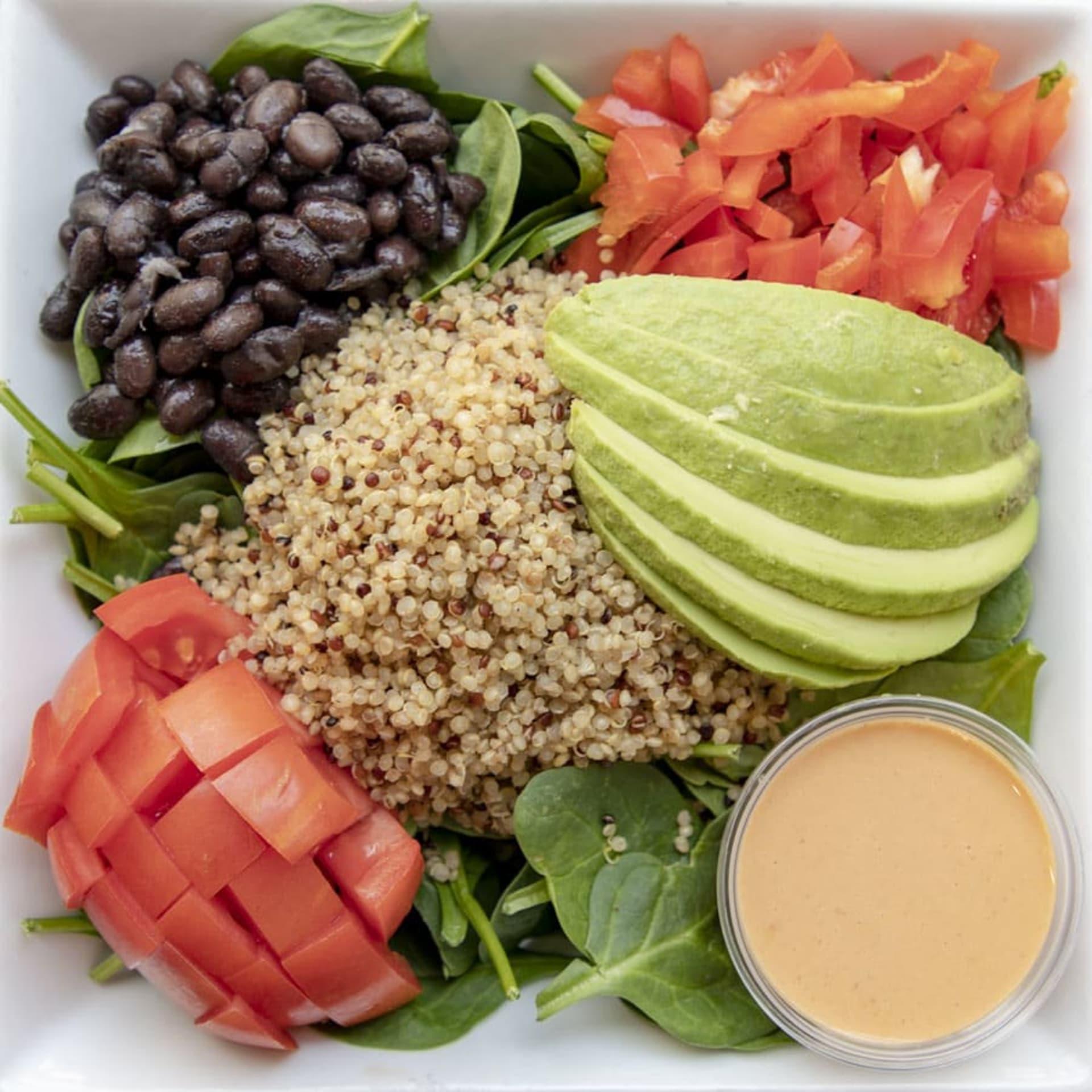 the southwest salad